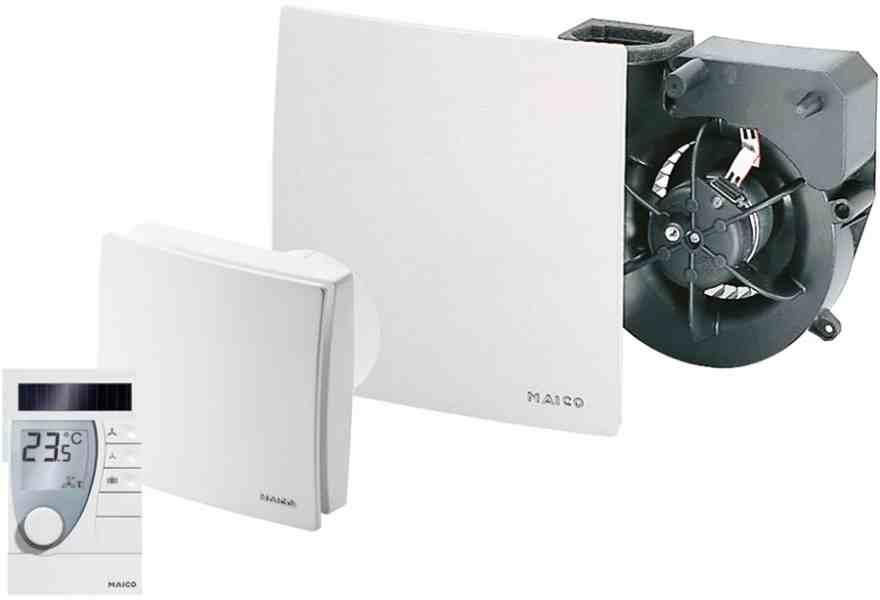 Увага! Вентилятори Маісо ER 2006 – 2007 року випуску тільки зараз «з'явилися» на ринку України