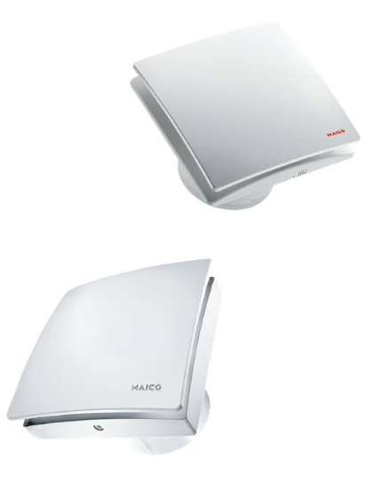 Модели вентиляторов Maico