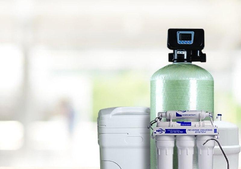 Установка для очищення води в приватному будинку
