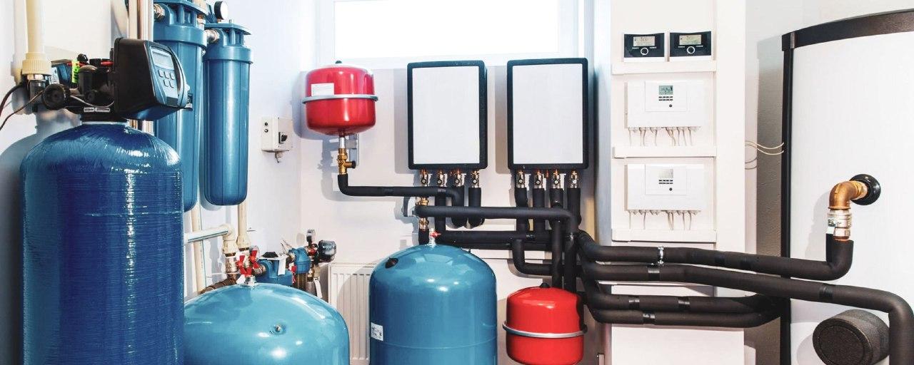 Установки водоочистки в приватному будинку