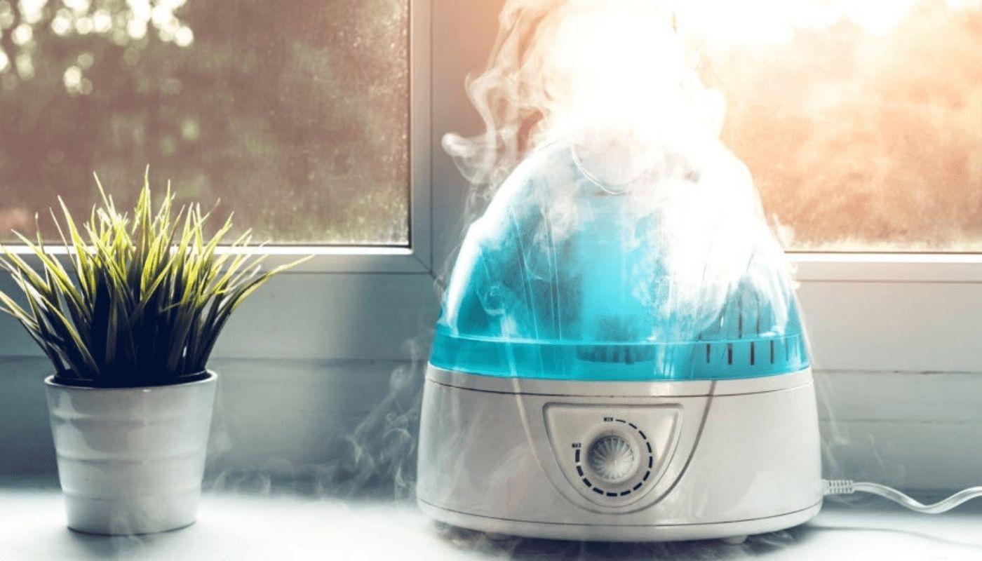 Воздухоочиститель с увлажнением