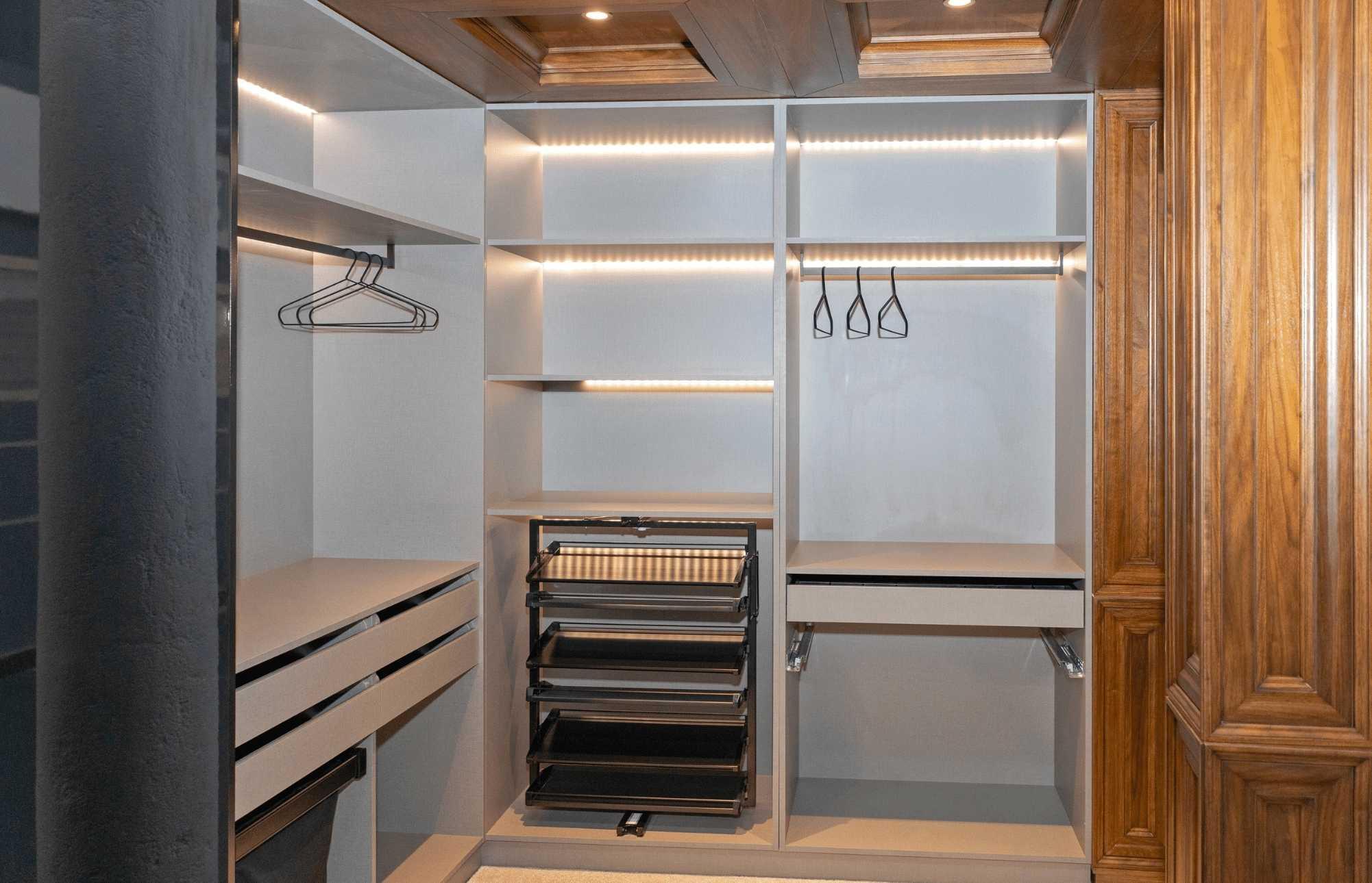 Реалізація вентиляції гардероба від Альтер Ейр
