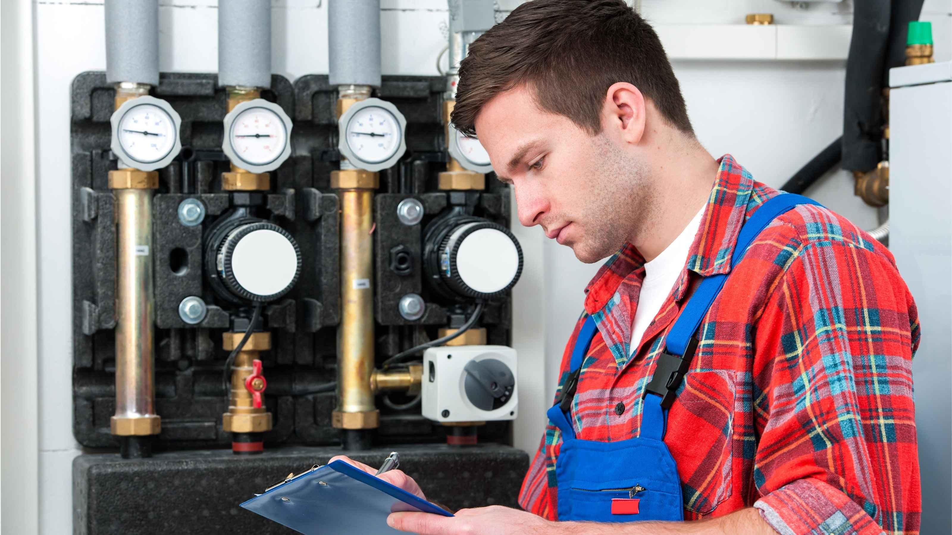 Сервис систем отопления в компании Альтер Эйр