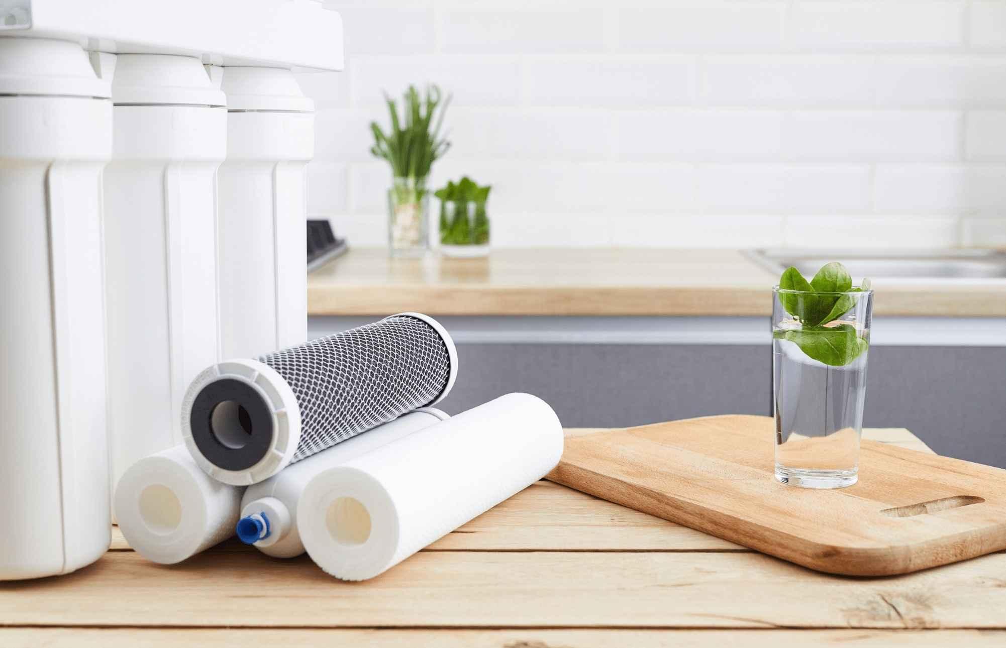 Водоочищення для квартири- проєкт від Альтер Ейр
