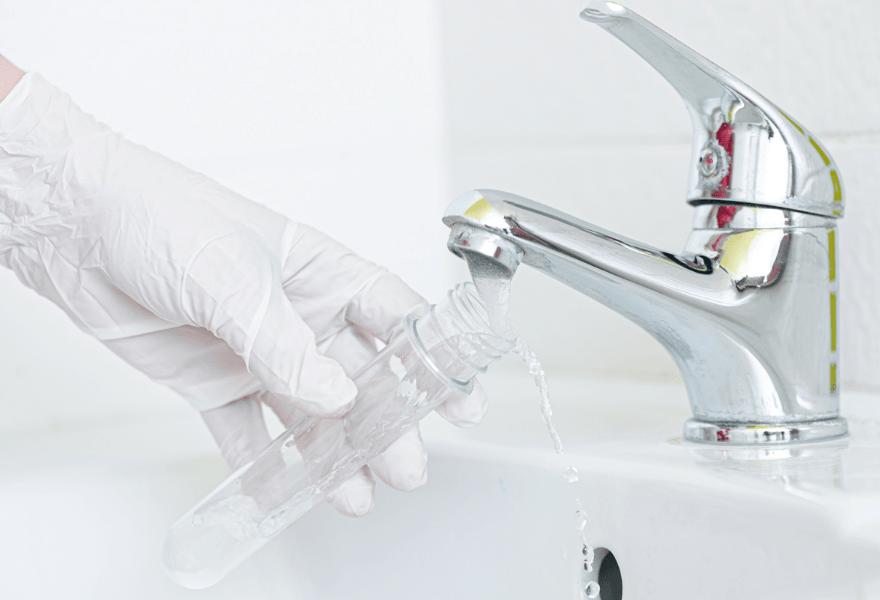 Аналіз води для побутових потреб