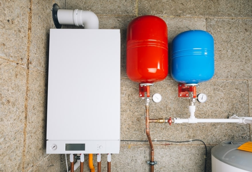 Електричний котел для опалення будинку