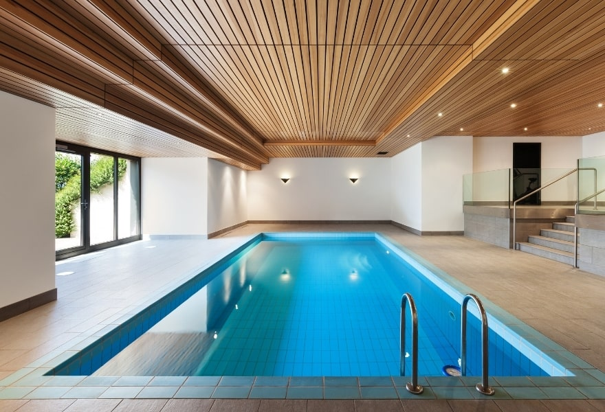 Приточно-вытяжная вентиляция для бассейнов с функциями осушения и рекуперации