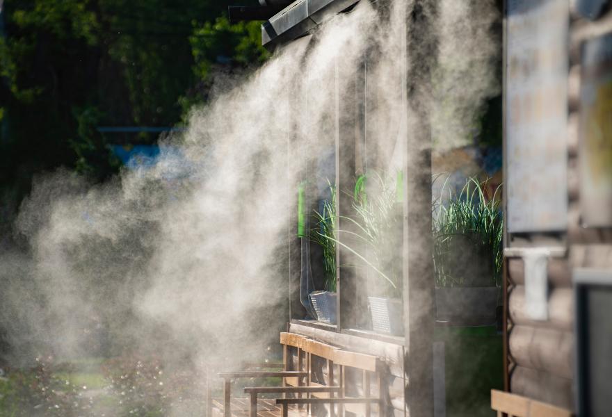 Проєктування систем туманоутворення