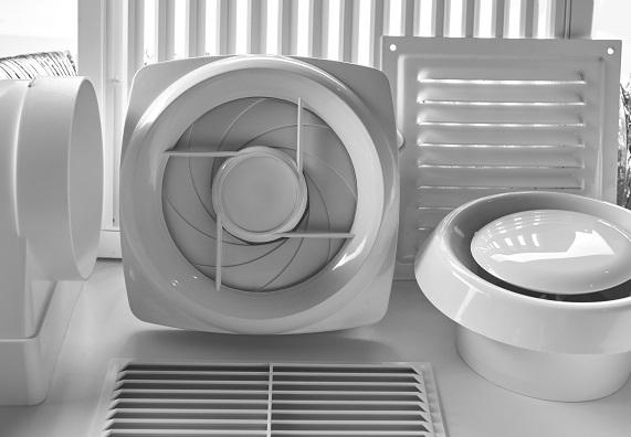 Порівняння відцентрових побутових вентиляторів