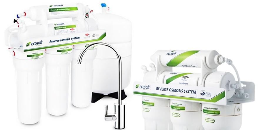 Зворотний осмос Ecosoft для очищення води