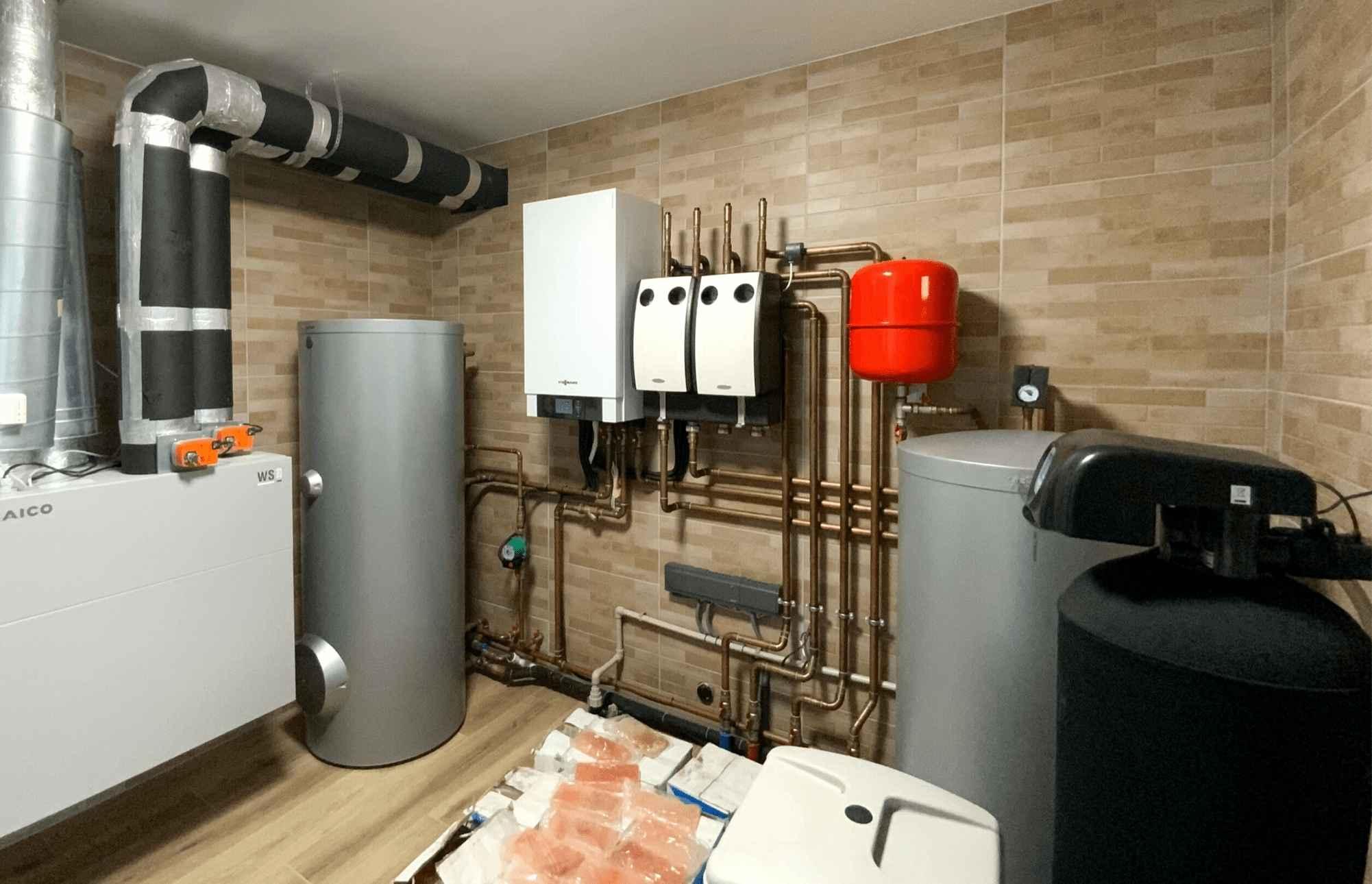 Отопление дома | варианты систем отопления для дома на любой бюджет.