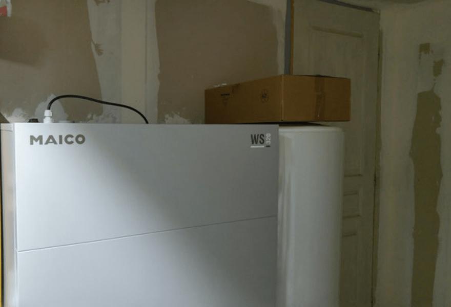 Вентиляційна установка Maico WS 320 KBET