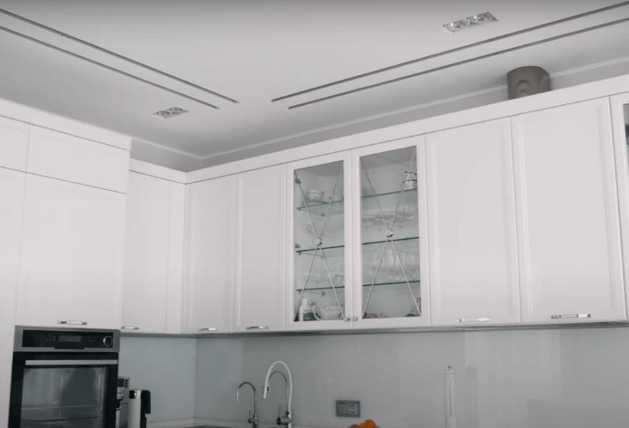 Дифузори Model Look (на кухні)