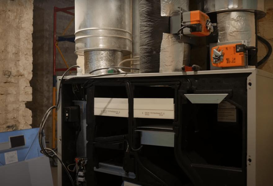 Припливно-витяжна установка Maico WS 320 KBЕТ