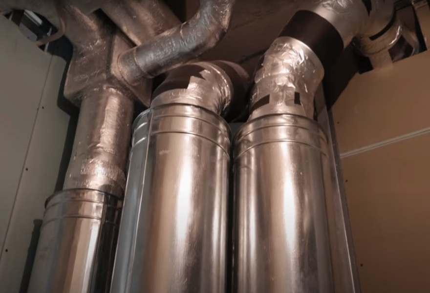 Воздуховоды (система вентиляции)