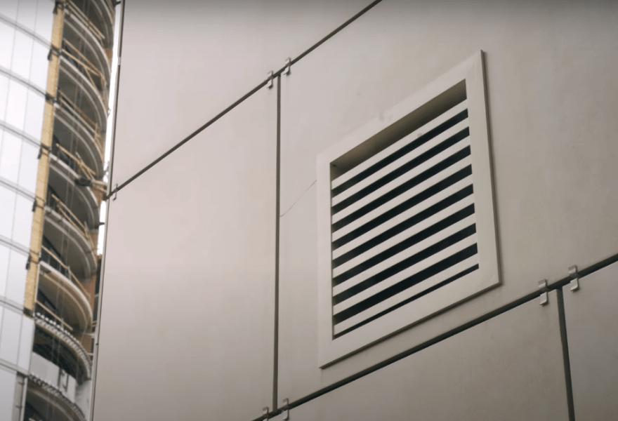 Вентиляційна решітка