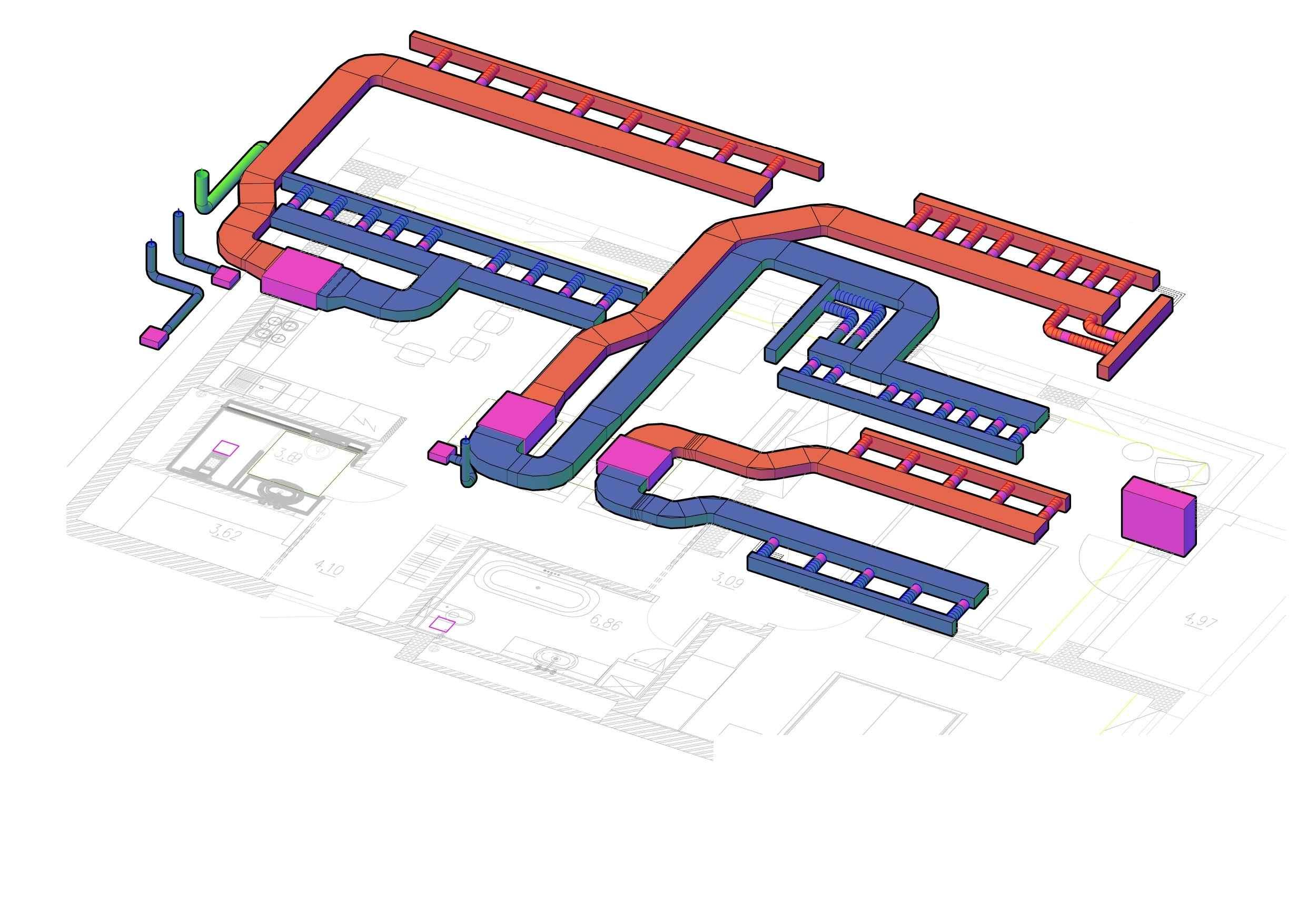 Ізометрична схема 1