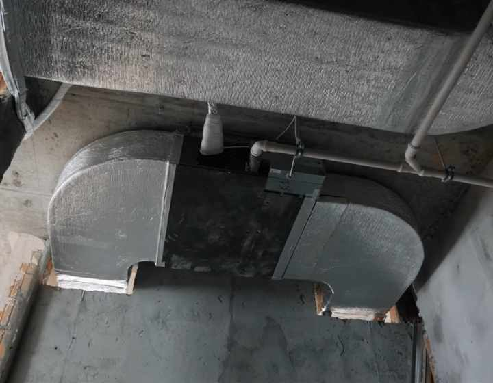 Блок канального кондиціонування