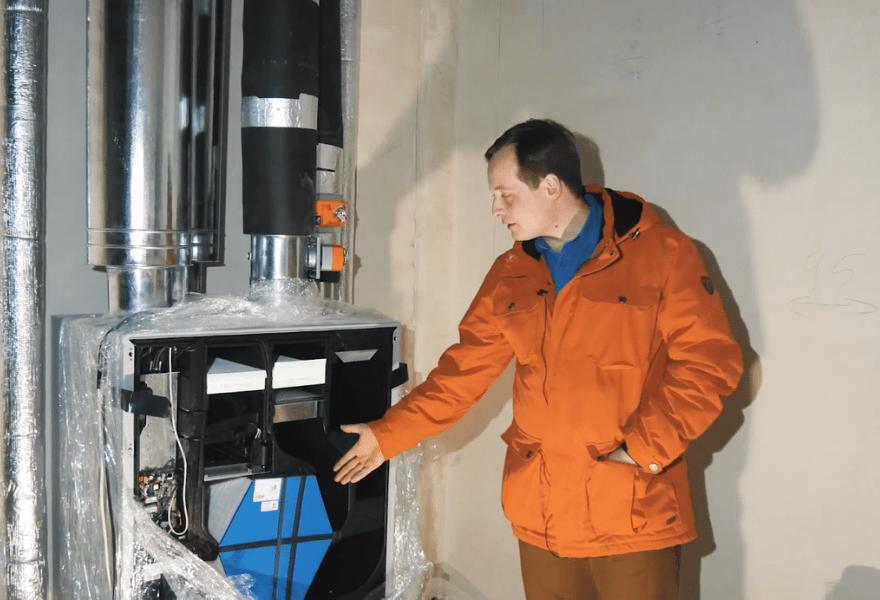 Вентиляционная установка MAICO WS 320 KB
