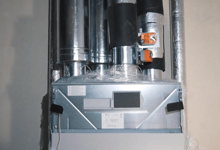 Приточно-вытяжная установка MAICO WS 320 KB