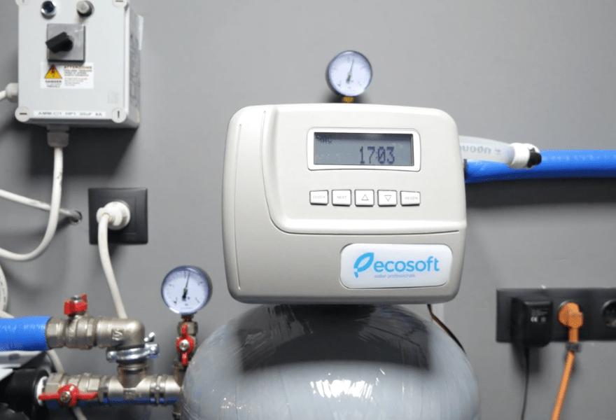 Водоочистка Ecosoft