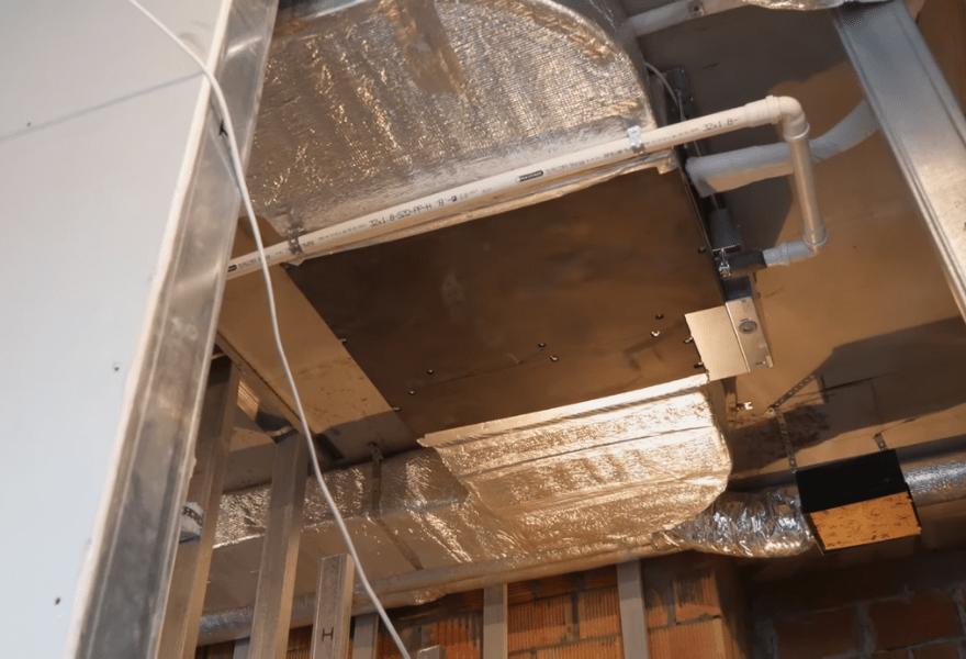 Внутрішній блок канального кондиціонера
