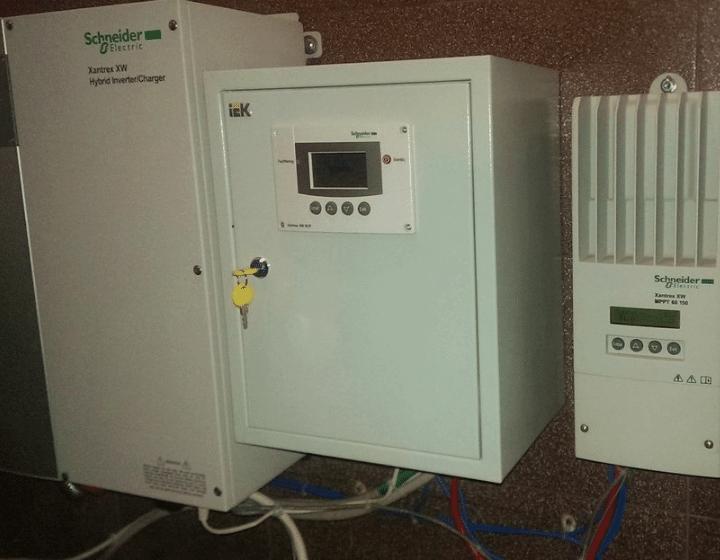 Система захисту від струму