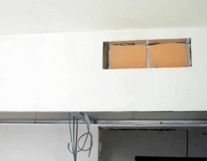 Разъёмы для установки прямоугольных вентиляционных решеток