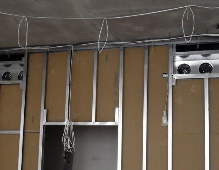 Элементы системы приточно-вытяжной вентиляции