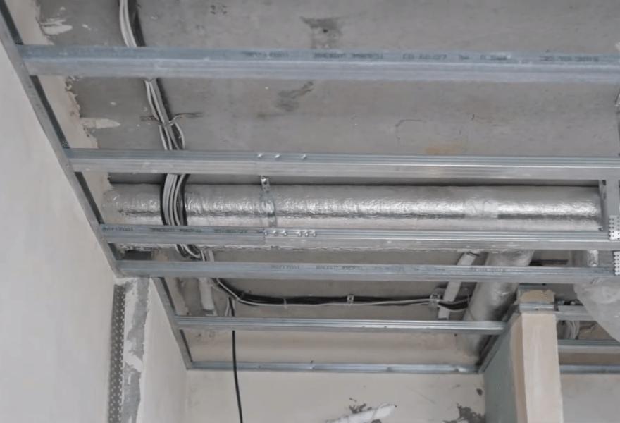 Воздуховоды системы вентиляции