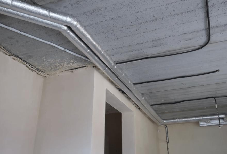 Реалізація системи вентиляції