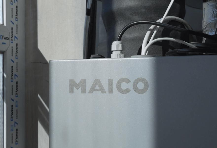 Установка MAICO WS 320 KB