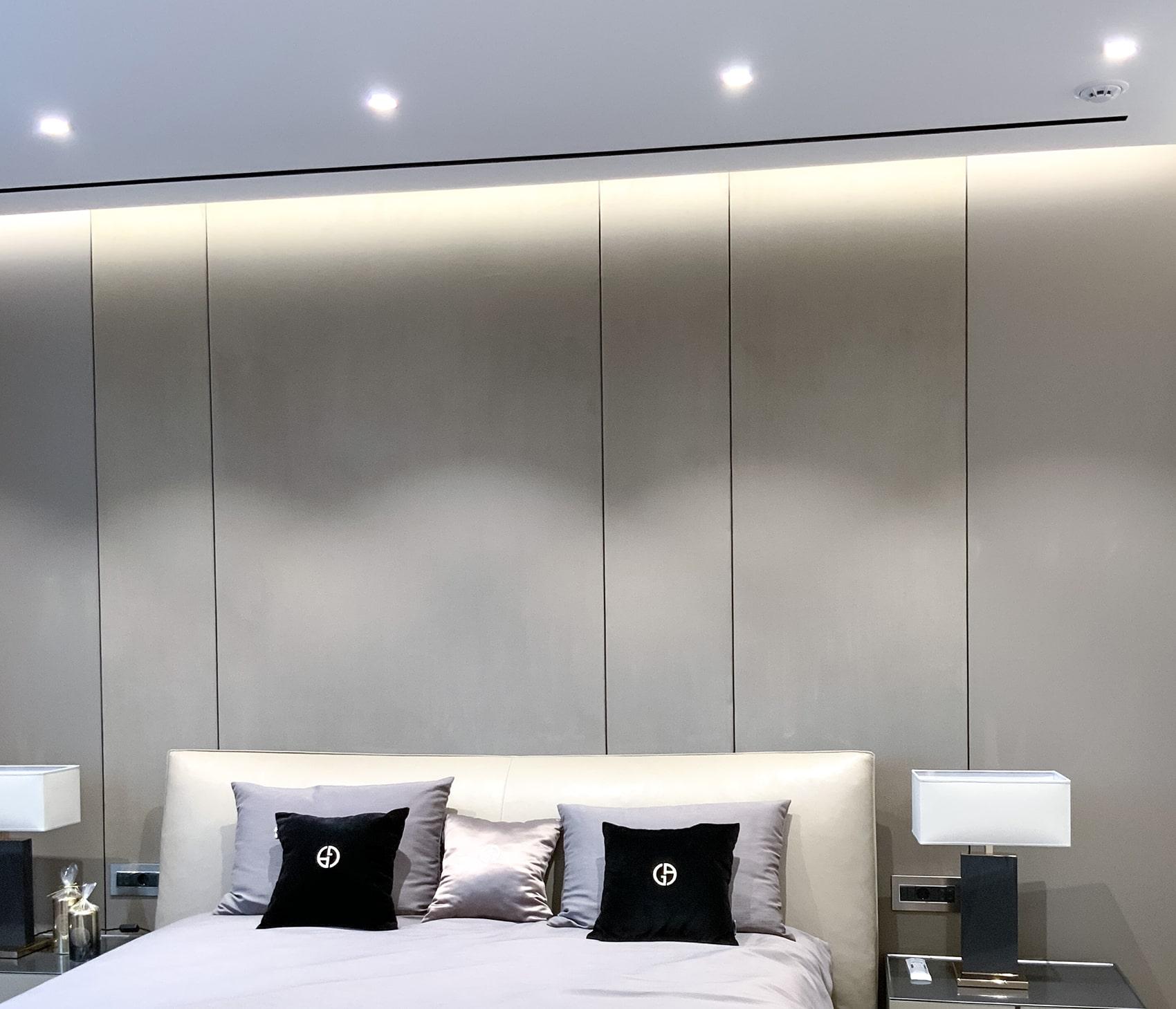 Системы вентиляции и кондиционирования в спальне