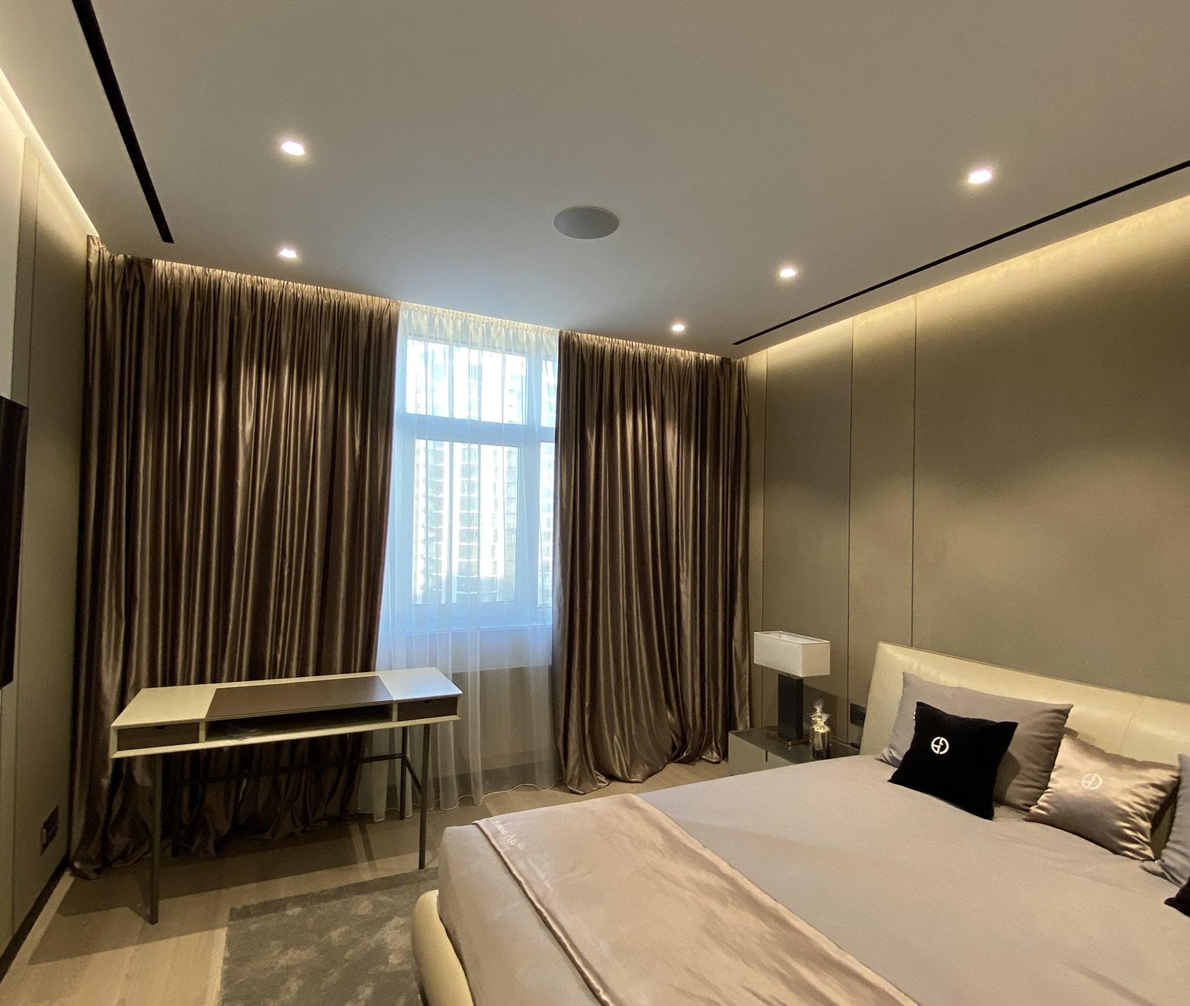 Системы кондиционирования и вентиляции в спальне