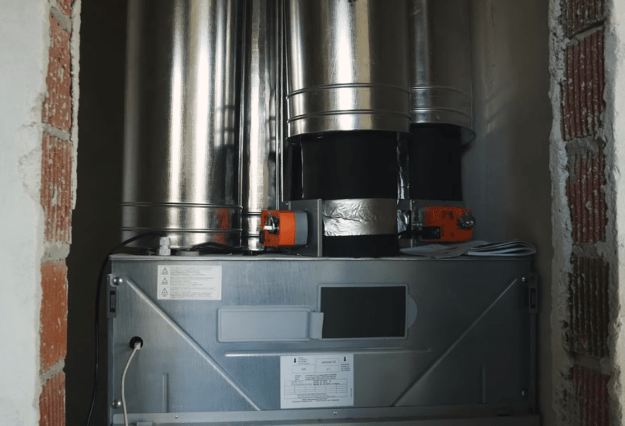 Приточно-вытяжная установка Maico WS 320 KBET