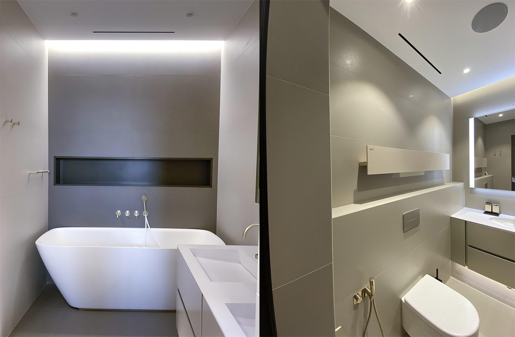Ванная комната и санузлы