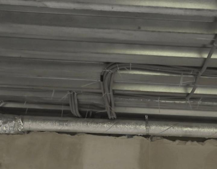 Воздуховоды в доме