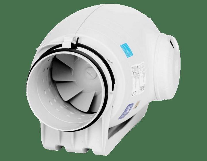 Канальный шумоизолированный вентилятор TD-350/125 SILENT