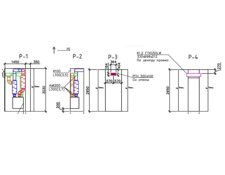 Види системи вентиляції та кондиціювання