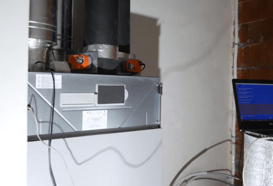 Вентиляційна установка MAICO WS 320 KB