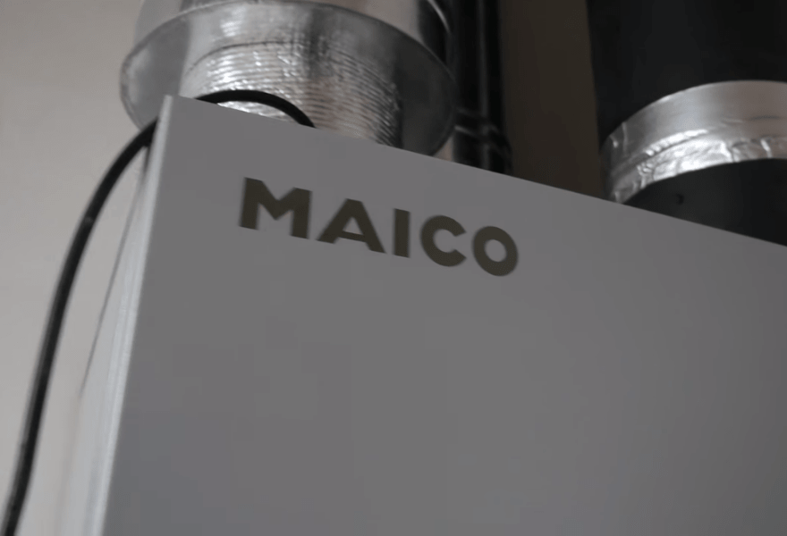 Припливно-витяжна установка MAICO WS 320 KB