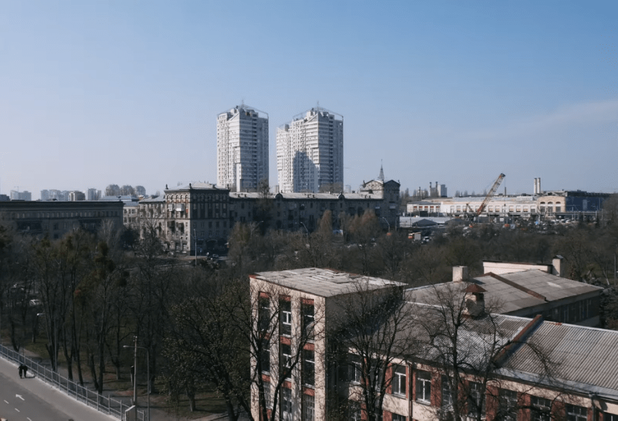 г. Киев. пр. Победы