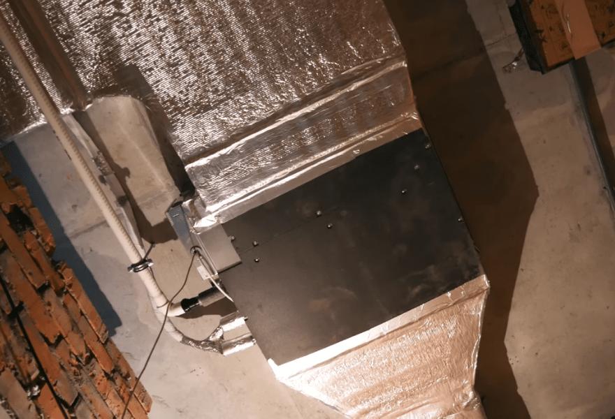 Внутренний блок системы кондиционирования
