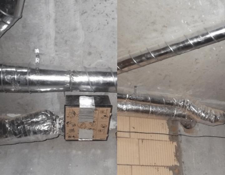 Воздуховоды и корпуса для установки вентиляторов Maico