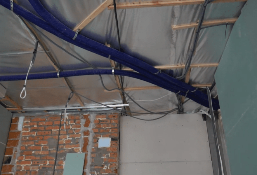 Система повітропроводів
