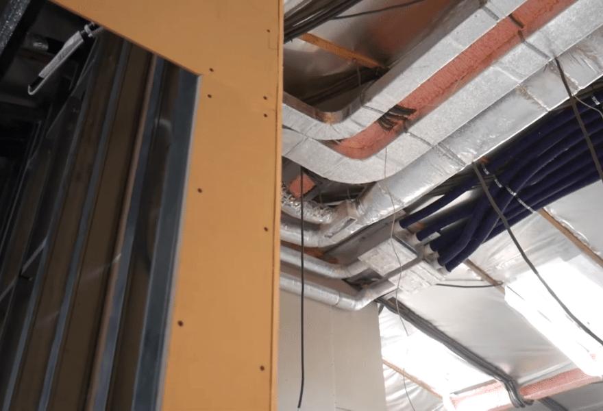 Повітроводи системи вентиляції