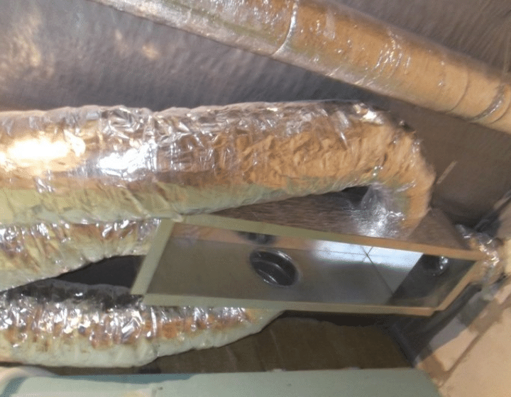 Система вентиляції і кондиціонування
