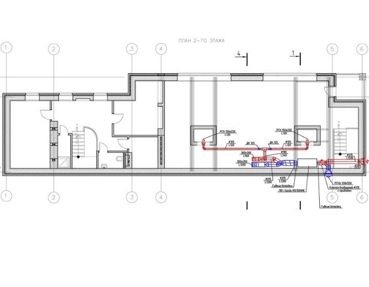 Реализация системы осушения воздуха в бассейне