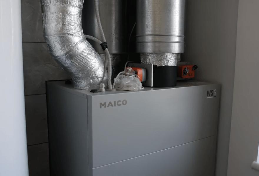 Установка Maico WS 320 KBET