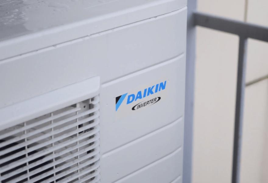 Кондиционер Daikin (наружный блок)